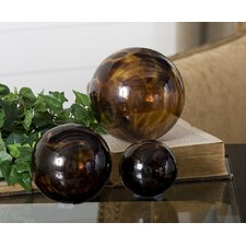 Kameko 3 Piece Decorative Spheres Set