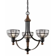 CK Generic Gelati 3 Light Chandelier