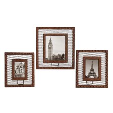 Aruna Picture Frame (Set of 3)