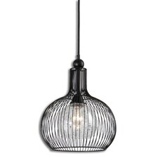 Casnovia 1 Light Mini Pendant