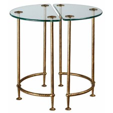 Aralu End Table (Set of 2)