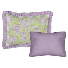 Flower Basket Decorative Pillow (Set of 2)