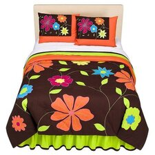 Valley of Flowers Comforter Set