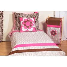 Damask Toddler Bedding Collection