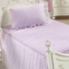 Bedding Ball Gown 3 Piece Comforter Set