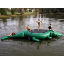 Gator Bounce and Slide Water Park