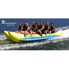 10 - Passenger Elite Class Side By Side Heavy Commercial Dual Directional Banana Boat