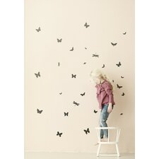 Mini Butterflies Wall Stickers