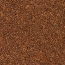 "11-3/4"" Engineered Hardwood Cork Flooring in Mocha Cork"