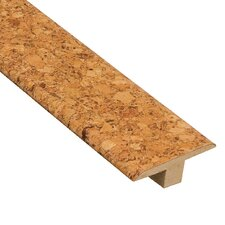 "0.25"" x 1.75"" Cork T-Molding in Natural"