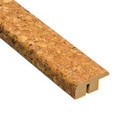 "0.5"" x 1.44"" Lisbon Carpet Reducer Molding in Natural"