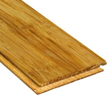"Renew and Restore 4-3/4"" Engineered Strand Woven Bamboo Flooring in Natural"
