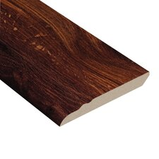 "0.5"" x 3.81"" Hawaiian Koa Wall Base in Cherry"