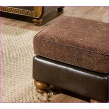 Bentley Collage Ottoman