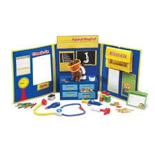 Pretend Play Animal Hospital 34 Piece Set
