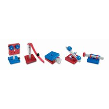Simple Machines 63 Piece Set