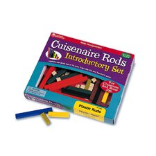Cuisenaire Rods Intro Set 74/pk