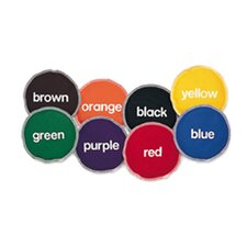 Bean Bags Color 8/pk