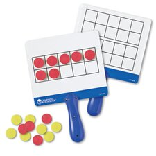 Magnetic Ten Frame Answer Board (Set of 4)
