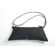 St. Barth's Bag in Black with Kevlar Trim