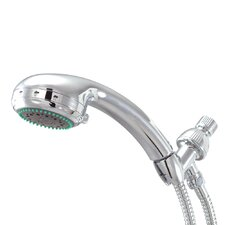 6 Setting Adjustable Hand Shower Head