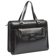 Chantilly Italian Leather Briefcase