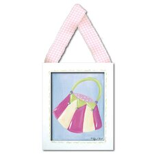 Purse Framed Giclee