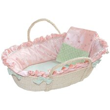 Princess Moses Basket Set