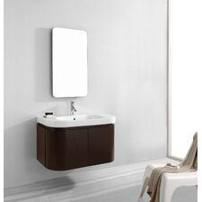 "Marvella 35.4"" Single Bathroom Vanity Set"