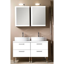 "Aurora 45"" Bathroom Vanity Set"