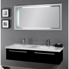 "Fly 55.5"" Bathroom Vanity Set"