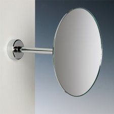 "6.7"" One Face Wall Mounted 3X Magnifying Mirror"
