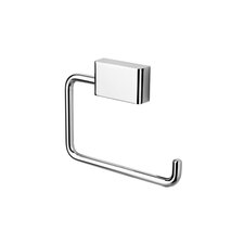 BloQ Toilet Paper Holder in Chrome