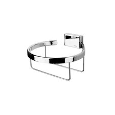BloQ Spare Toilet Paper Holder in Chrome