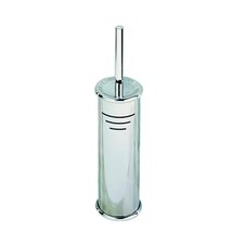 Standard Hotel Free Standing Toilet Brush Holder in Stainless Steel