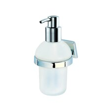 Standard Hotel Wall Mounted Soap Dispenser in Chrome