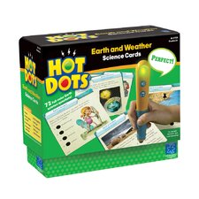 Hot Dots Science Set Earth and Weather