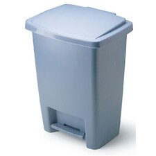 33 Quart Step-On Wastebasket
