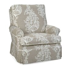 Darcy Swivel Glider Chair