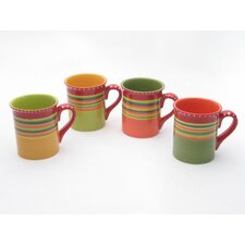 Hot Tamale 18 oz. Mugs (Set of 4)