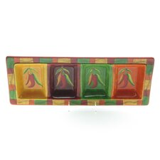 Caliente by Joy Hall Serving Tray