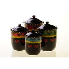 Mi Casa Canister (Set of 4)