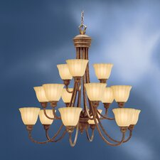 Northam 15 Light Chandelier