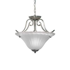 "Willowmore 15"" 1 Light Inverted Pendant"