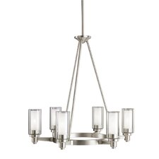 Circolo 6 Light Chandelier