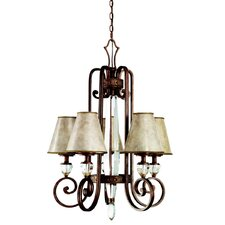 Hanna 5 Light Chandelier