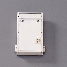 White Under Cabinet Master Switch