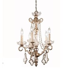 Gracie 5 Light Chandelier