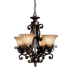Cottage Grove 4 Light Mini Chandelier