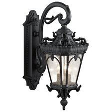 Tournai 3 Light Outdoor Wall Lighting